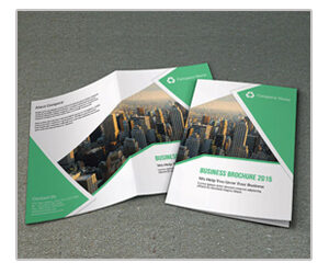 4 Page Brochure