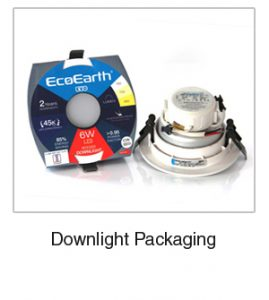 Downlight Packaging