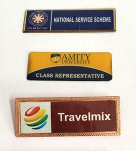 Pocket Name Badge