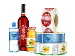 Consumable Stickers & Label Printing