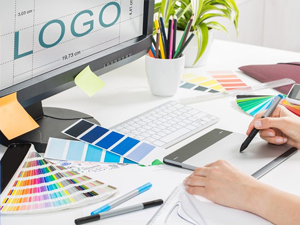 theme based logo design