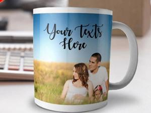 Photo Mug Print